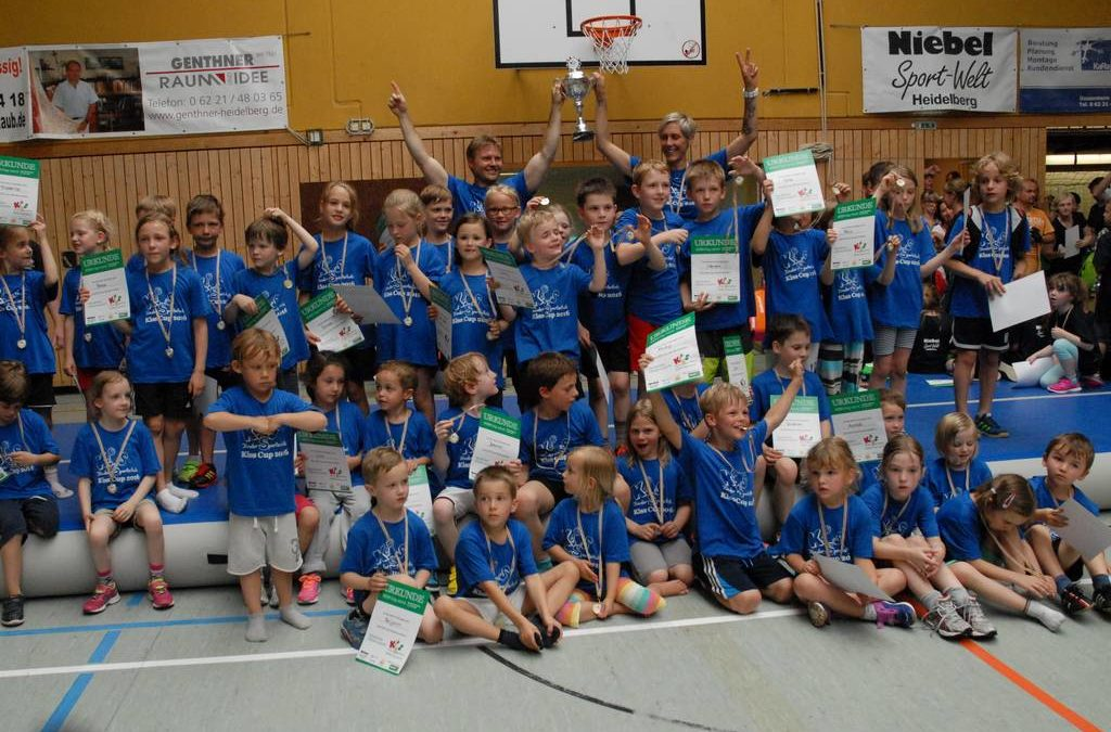 KiSS-Cup 2016 beim TSV Handschuhsheim