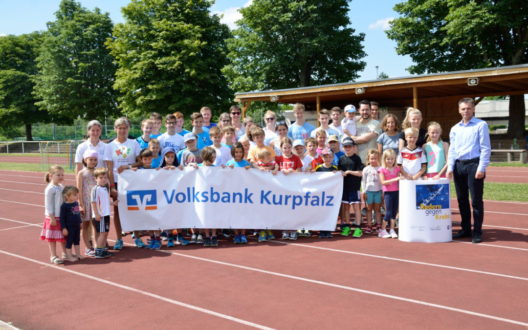 Mehr als 3.000 Euro Spendengelder erlaufen