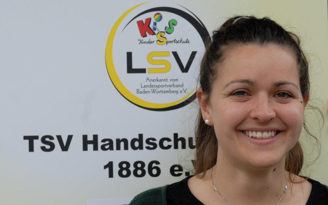 Unsere neue KiSS-Leiterin